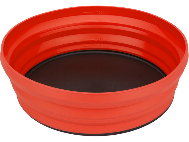 Sea to Summit XL-Bowl, red